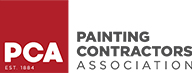 Painting Contractors Association (PCA) logo