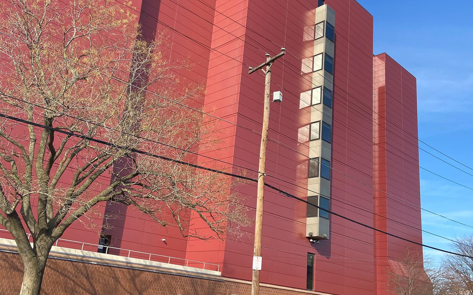 Stenton Light Industrial Painting - GSA Building