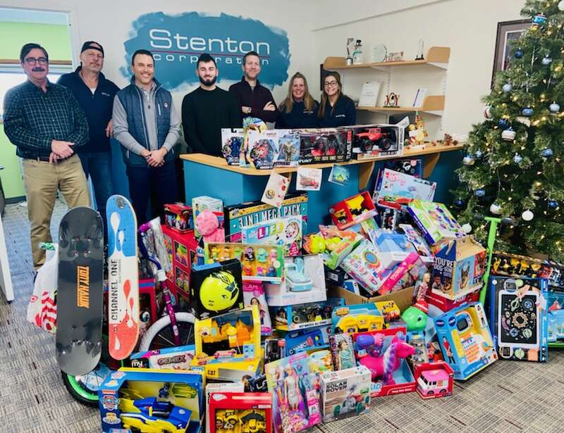 2020-Stenton Corp Toys for Tots Marine CorpDrive
